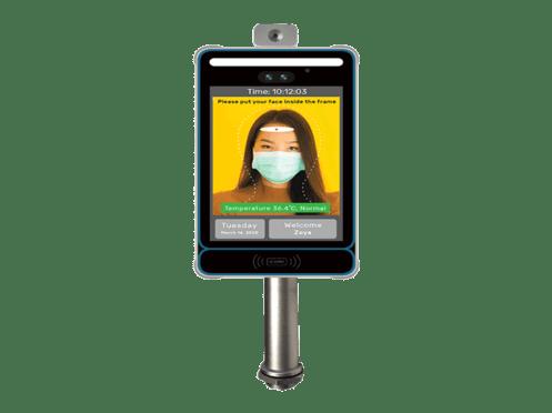8 inch thermal detector screen