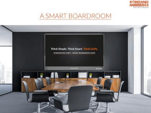 Smart Boardroom Features
