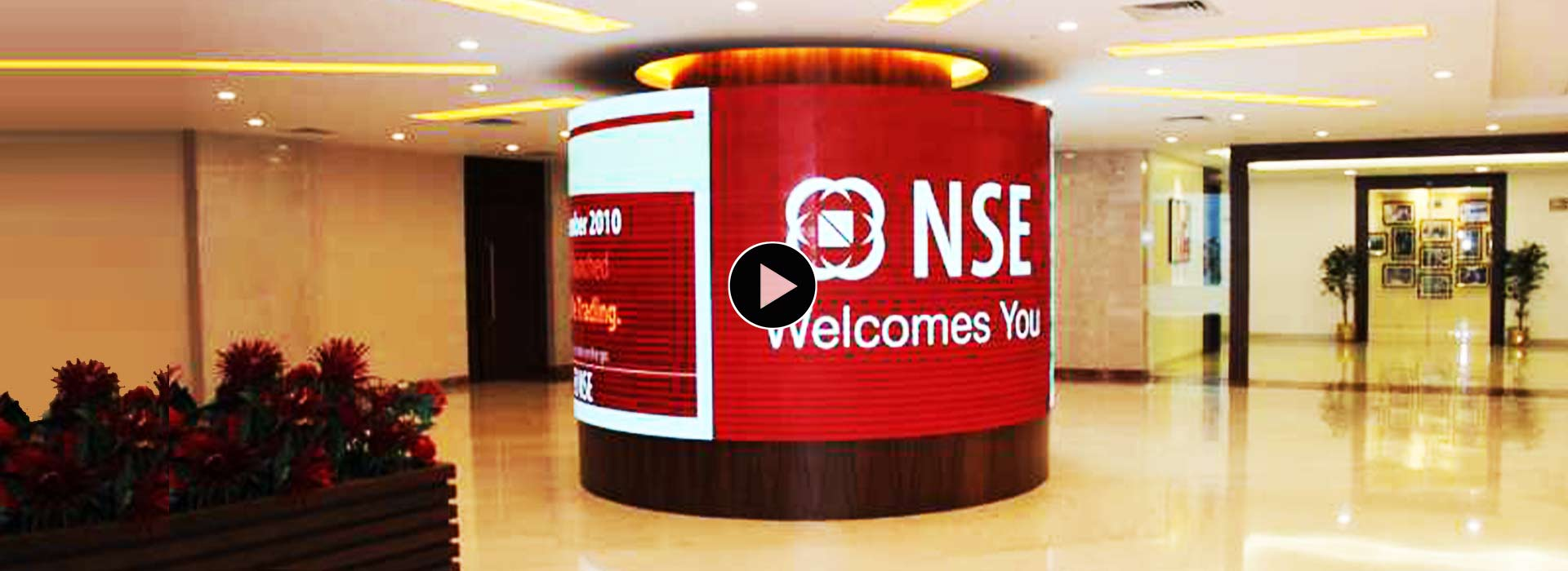 LED Displays for Banking and Finance Industry