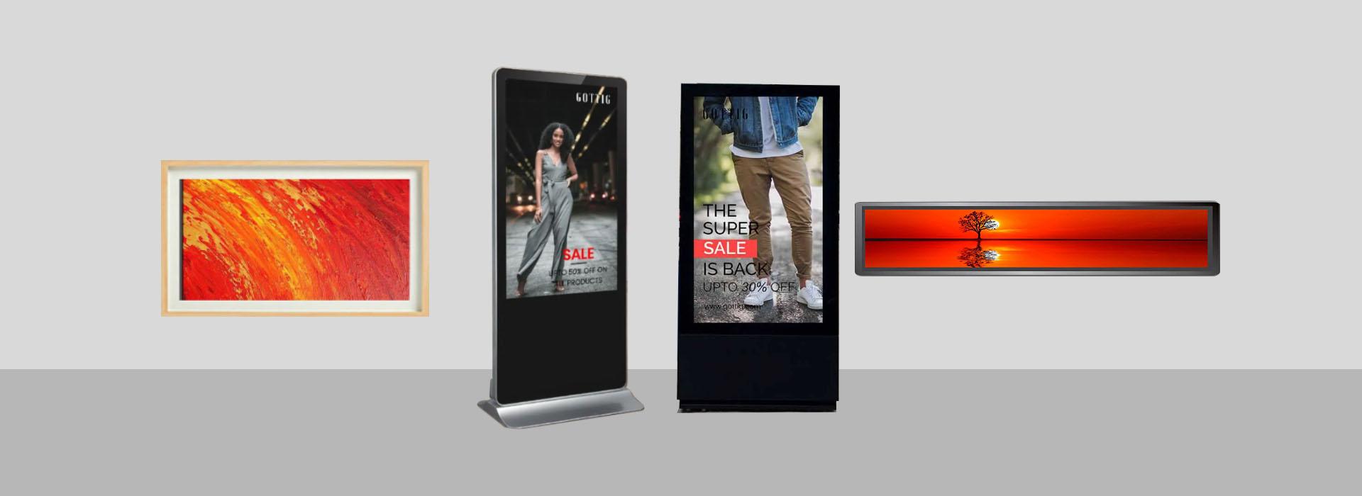 Digital Displays banner