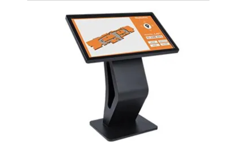 Landscape K Stand interactive kiosk