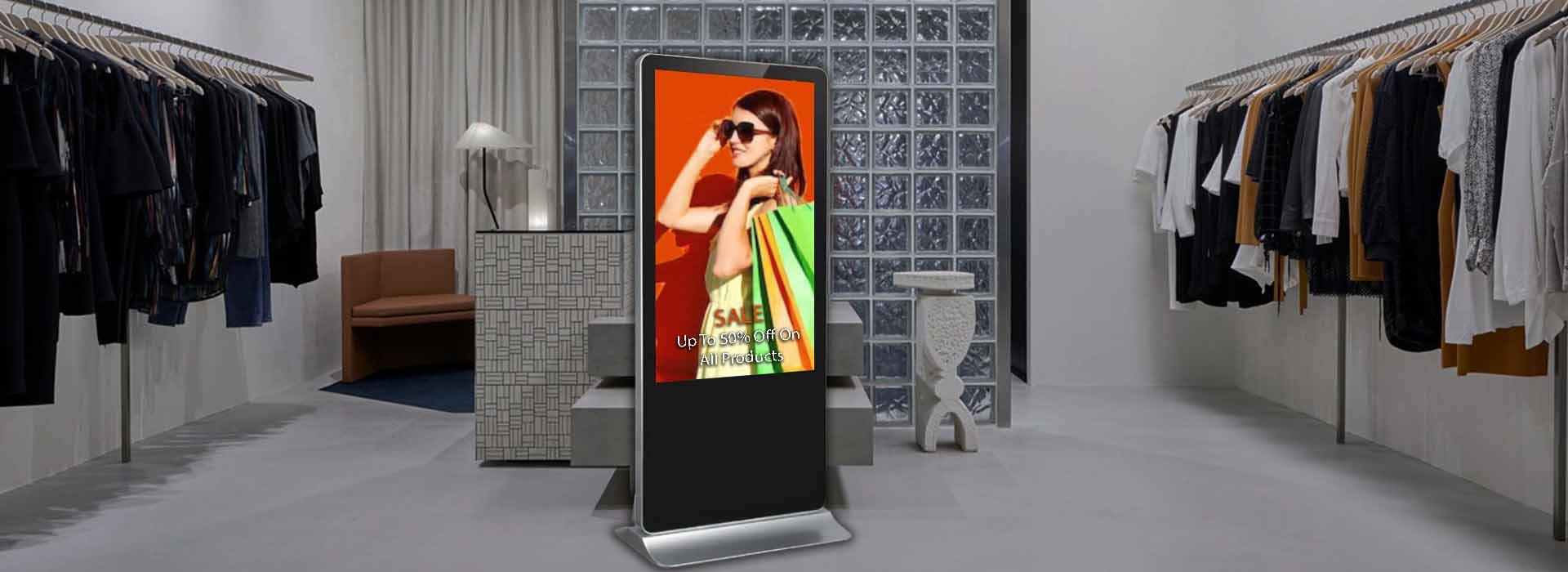 Indoor Digital Kiosk