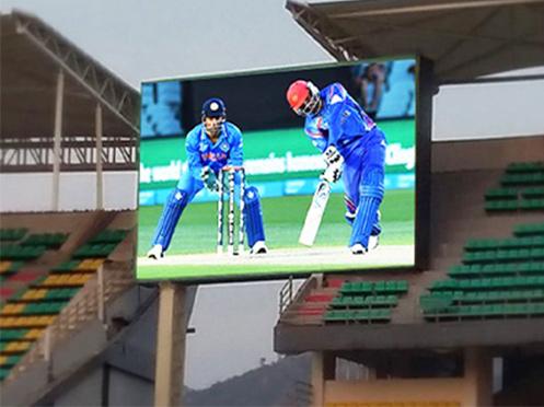 Barsapara Guwahati Stadium Brings An Technological Edge With XM LED Scoreboards