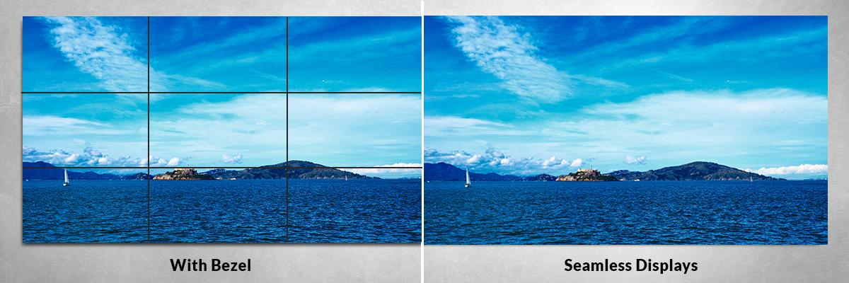 Seamless Visual Experience