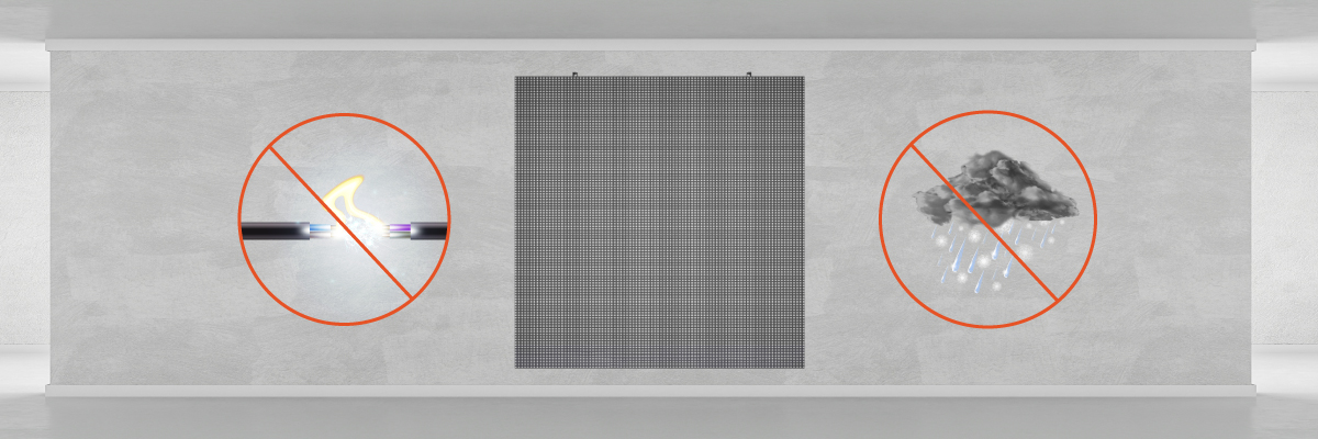 Rugged and Vandal-proof Screens