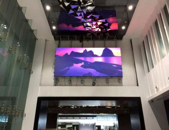 Entrance LED Screen for Star TV Mumbai 01