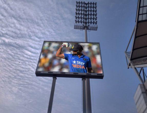 LED Scorboard for Rajeev gandhi internation Stadium Dehradun