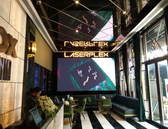 Lobby Display for Inox CR2 Mall Mumbai