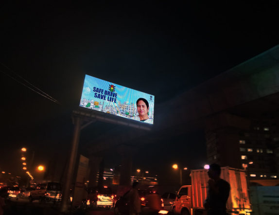 Outdoor LED Video Wall for SELVEL Dooh 1